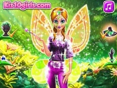 Fairy Tinker Makeover
