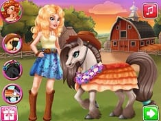 Audrey Pony Daycare