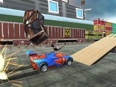 Roadkill Car Zombie Dead Hit
