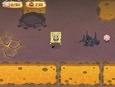 Spongebob Squarepants Lost Treasures