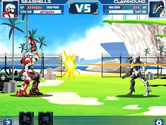 Epic Robo Fight