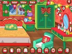 Christmas Room Decoration