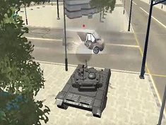 Cars Thief 2 : Tank Edition