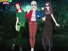Harley Quinn and Friends