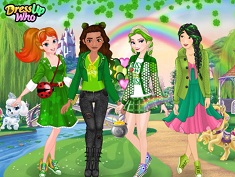 Princess St. Patrick's Party