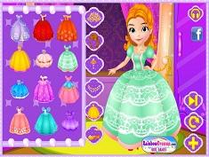 Juegos De Vestir La Princesa Sofia Online Gratis Pomu