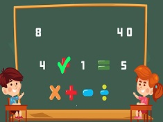 Arithmetic Game