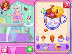 Crystal's Ice Cream Maker