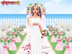 Princess Wedding Theme Tropical