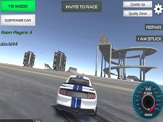 Y8 Multiplayer Stunt Cars