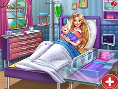 Goldie Princess Mommy Birth