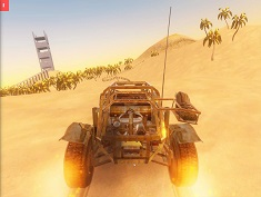 Extreme Buggy Car : Dirt Offroad