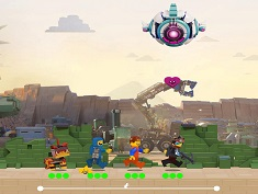 The Lego Movie 2: General Mayhem Attacks