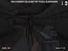 Slenderman Must Die : Dead Space