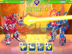Ultra Mech Fights