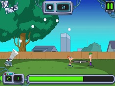 Phineas and Ferb : Replay Rush