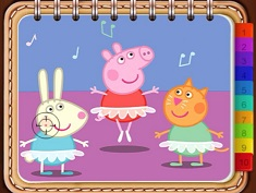 Peppa Pig: Find the Differences