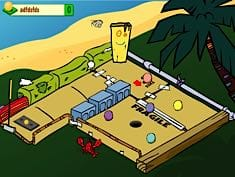 Cartoon Cove Minigolf