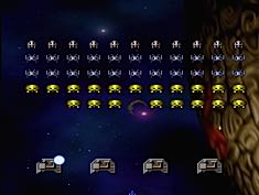 Space Invaders !!