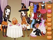 Halloween Candy Dress Up