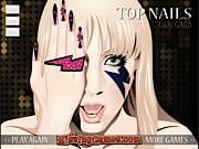 Top Nails Gaga
