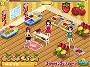 Girls Fruitshop