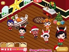 Christmas Turkey Party