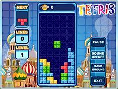 CLASSIC TETRIS online game | POMU Games