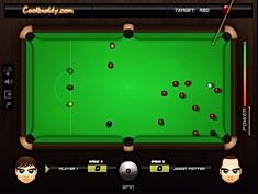 Billiard Blitz Snooker