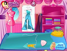 Barbie Fashion Designer