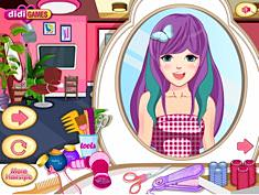 Cute Princess Hairdresser