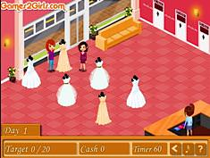 Brides Shopping