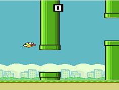 Flash Flappy Bird