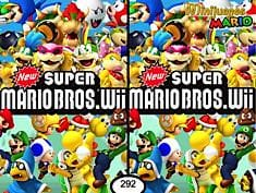 Differences Mario Bros