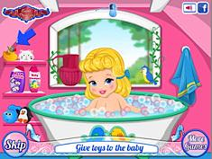 Baby Cinderella Shower