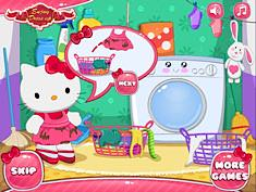 Hello Kitty Laundry