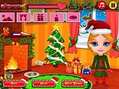 Baby Barbie Christmas