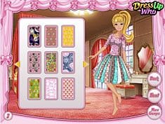 Barbie Valentine Patchwork