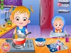 Baby Hazel Kitchen Fun