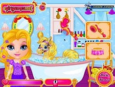 Baby Barbie Pets Beauty 2