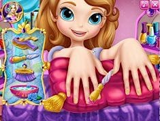 Sofia the Fisrt Nail Spa
