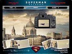 Superman Returns Stop Press