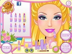 Barbie Summer Make Up
