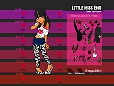 Little Miss Emo